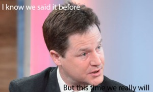 Nick Clegg on Daybreak